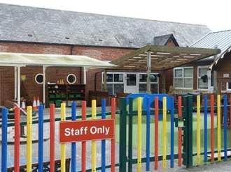 Nursery Play area 7