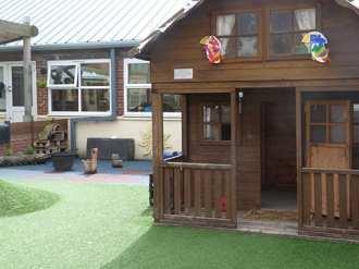 Nursery Play area 6