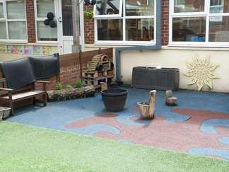 Nursery Play area 2