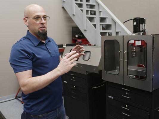 Desktop CNC Machines