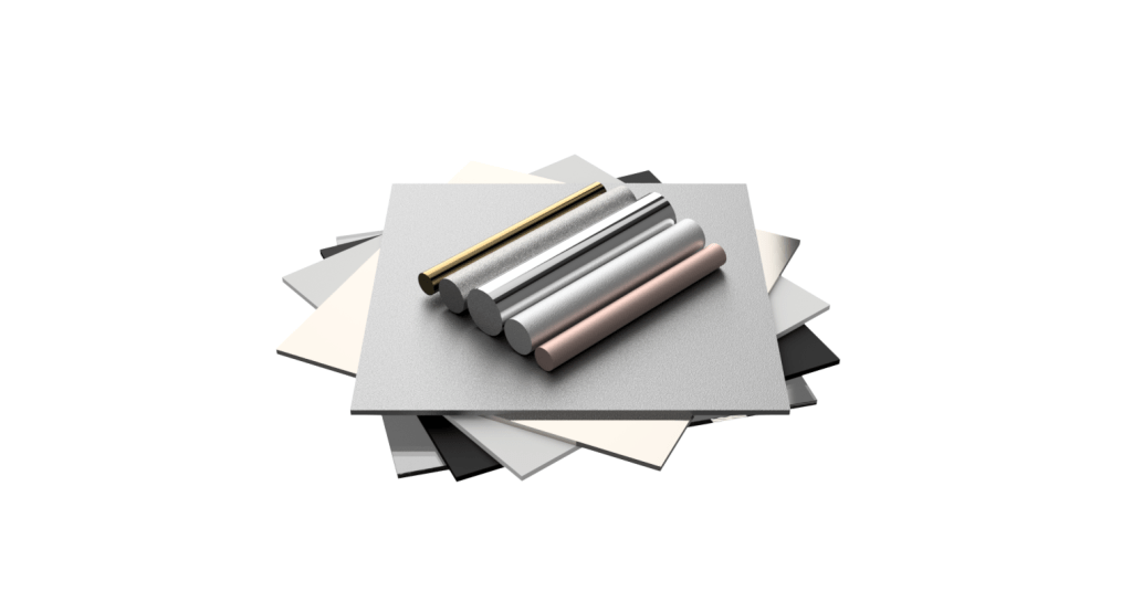 Multiple Materials Rendering