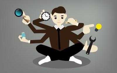 Multitasking…You mean Multithreading?
