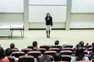 Guest speakers can create interest in the mechanical field