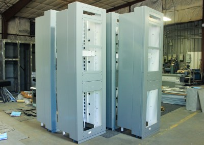 Rack Mount Enclosures | Leading Edge Mfg.