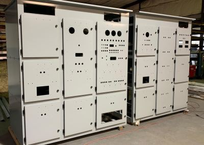 Switchboard Panels | Leading Edge Mfg.