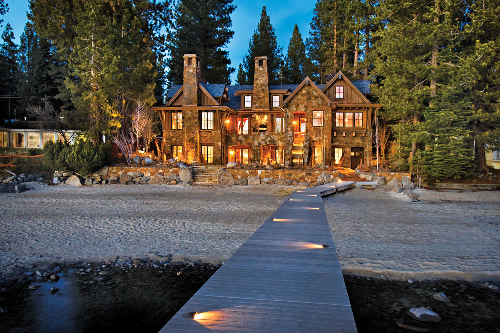 Lake Tahoes StoneGate Incline Village Nevada  Leading
