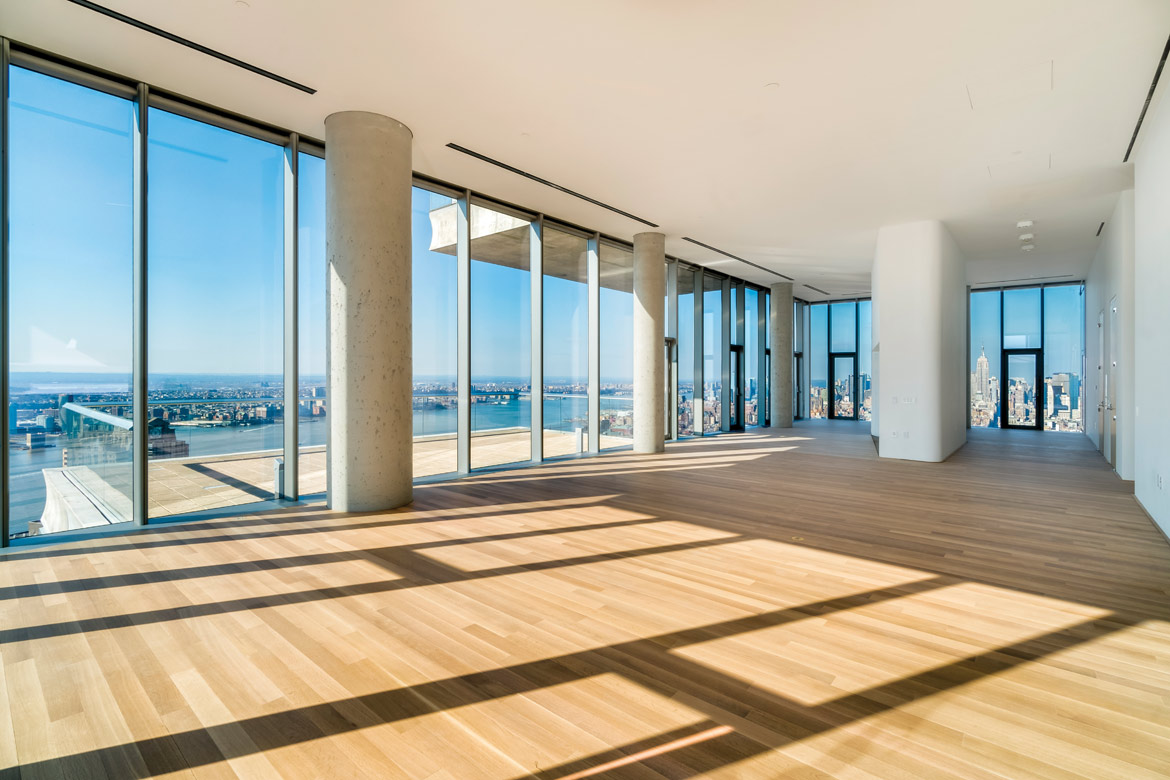Tribeca Penthouse Perfection New York City  Leading