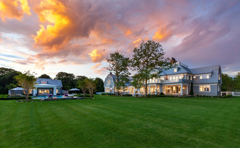 Summer House Southampton New York  Leading Estates of