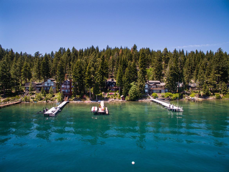 Old Tahoe Charm Carnelian Bay California  Leading Estates of the World