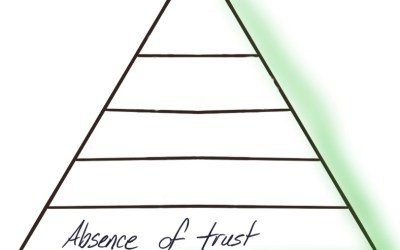 The absence of trust