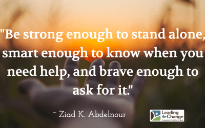 How often do you ask for help?