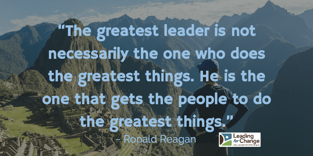 How to know you're a great leader