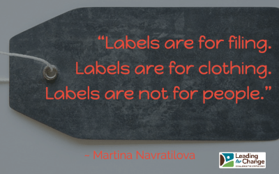 What labels are you using?