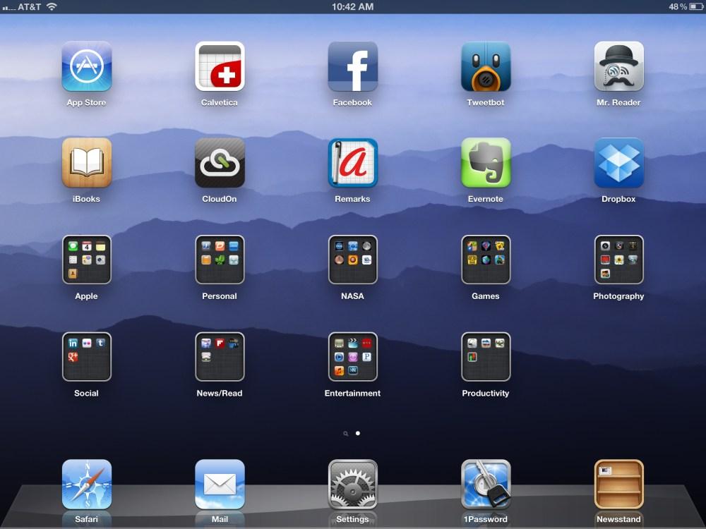 My iPad Apps (2/6)
