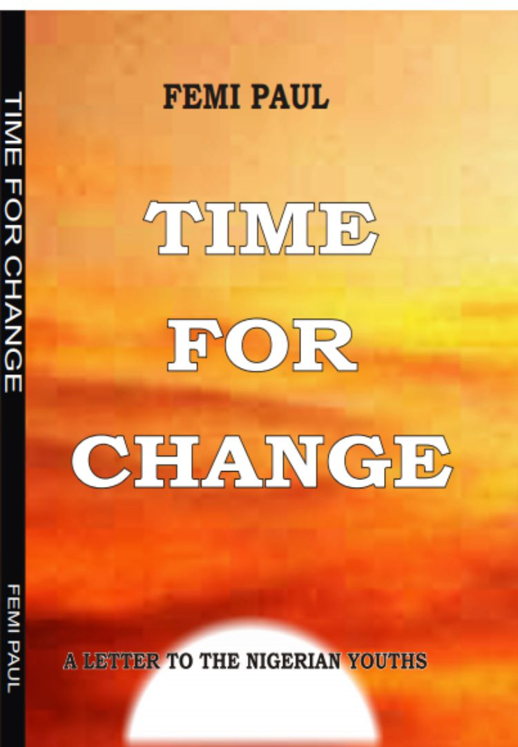 Time for Change by Femi Paul