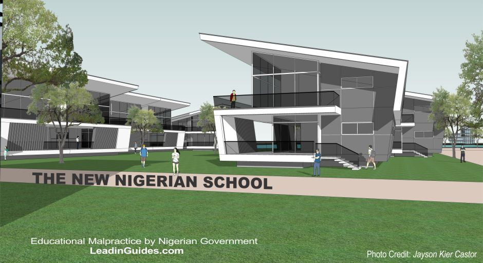 Nigerian Government Educational Malpractices