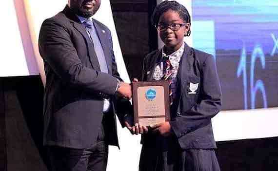 15-Year Old Nigerian Wins Global Mathematics Competition