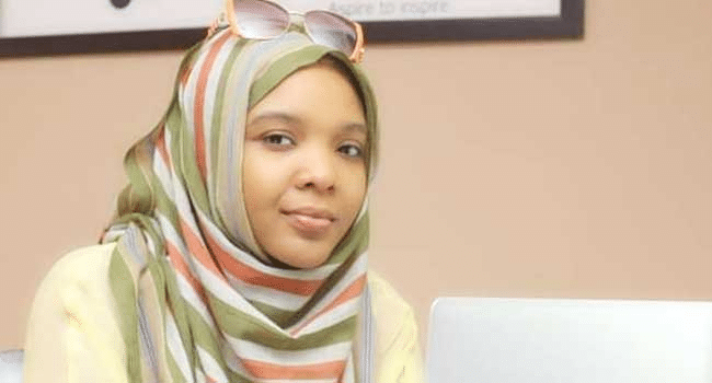 Kano Lady who developed Sexual Abuse App Trends on Twitter