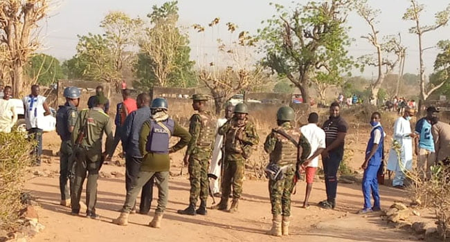 Kidnappers Abduct School Students in Kaduna