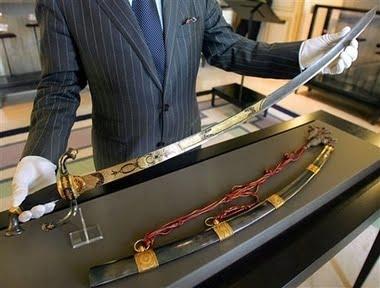 Picture of Napoleon Sword