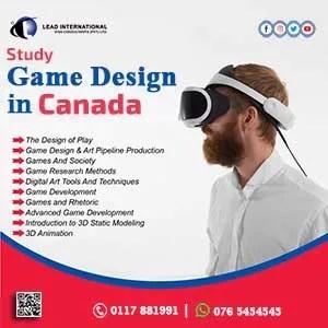 Canada Master of Game Design