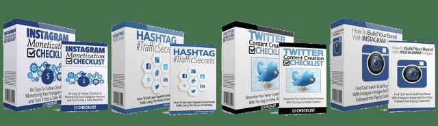 Social Media Lead Magnet Kit PLR review