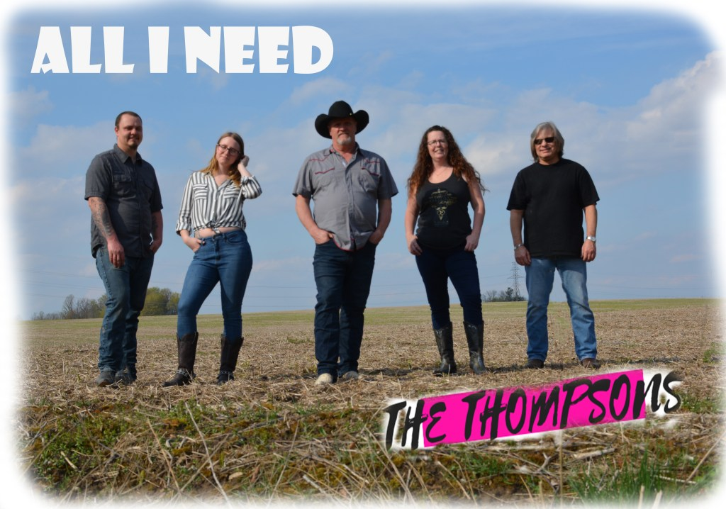 all i need promo picture-Thompsons