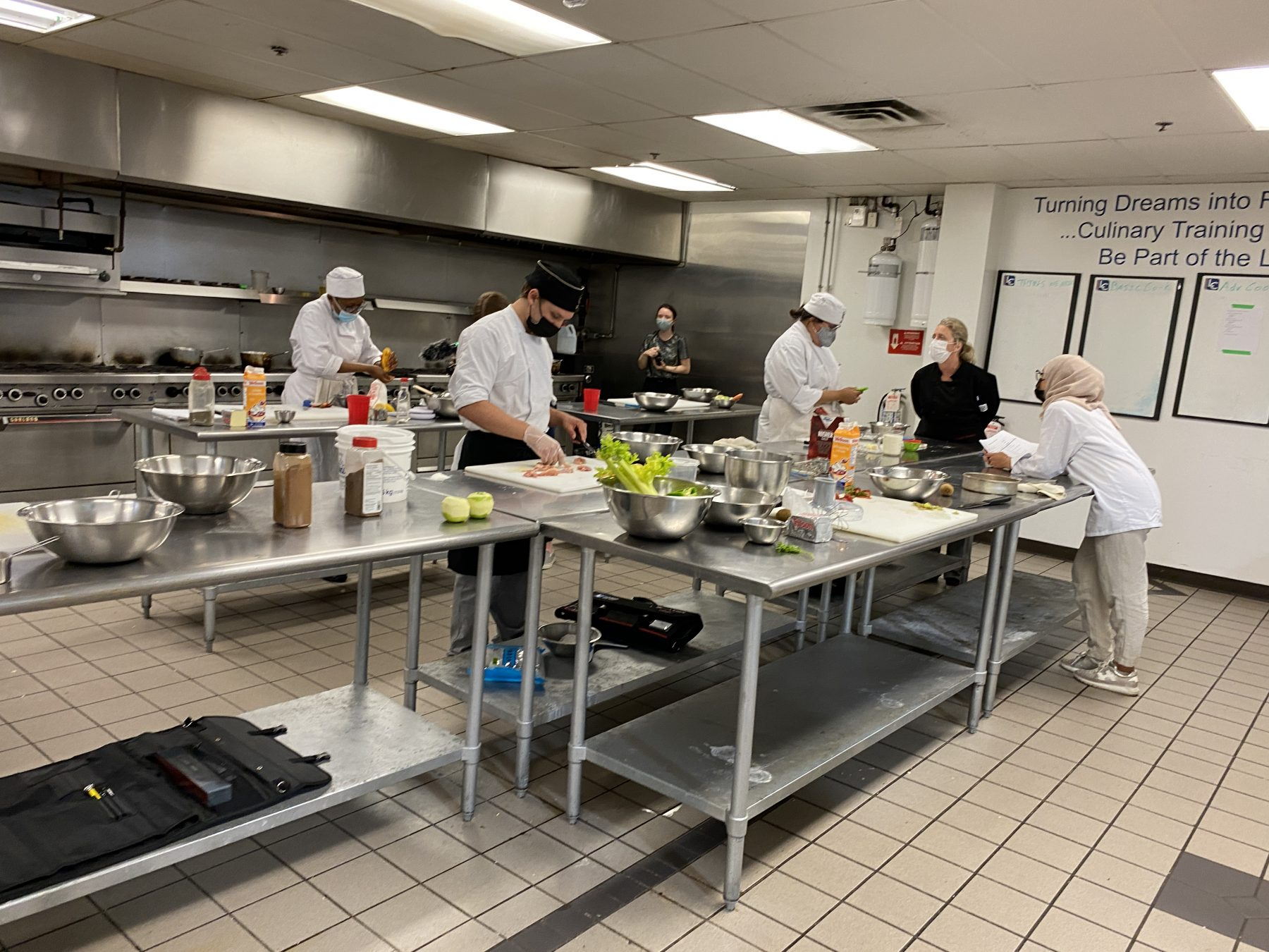 Liaison College Cook Off- July 2nd