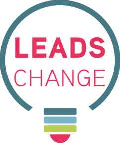 Logo Leads Change
