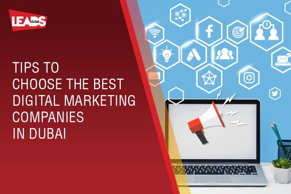 agence de marketing digital à Dubaï
