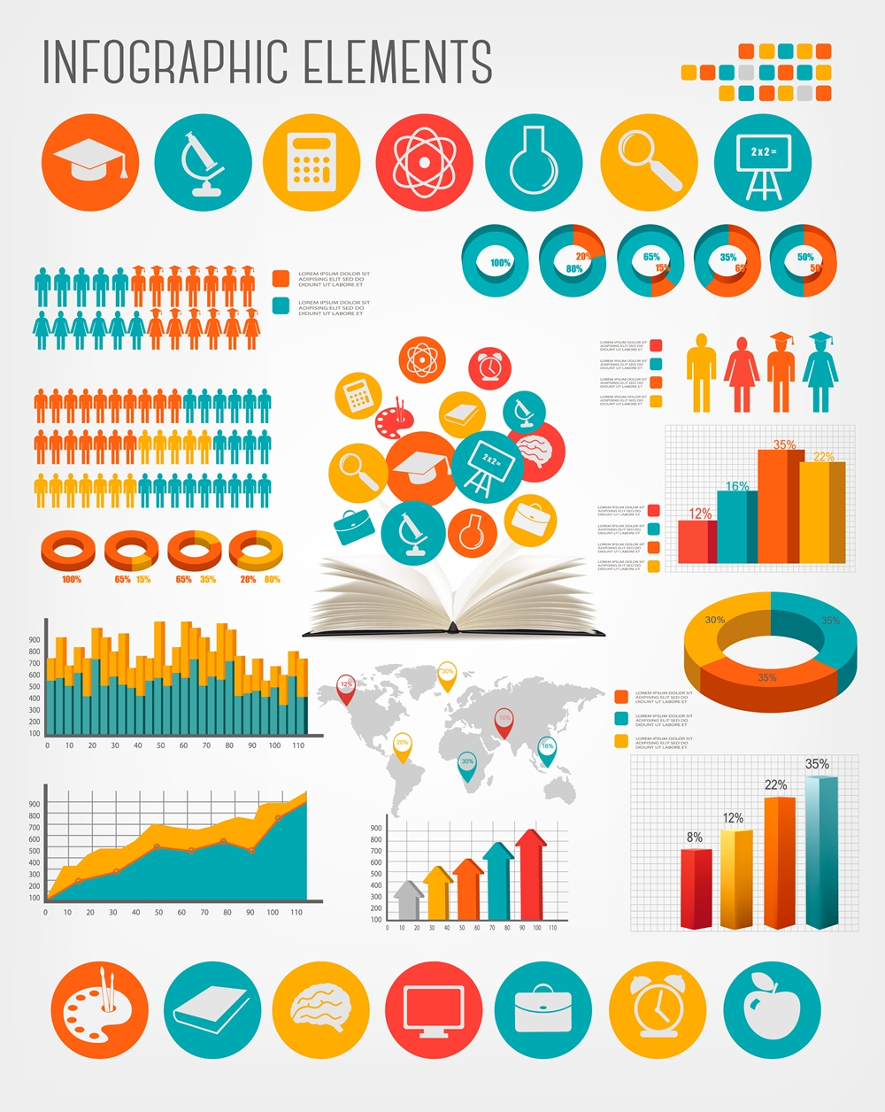 Ideas For Creating Good Quality Infographics For B2B Marketing