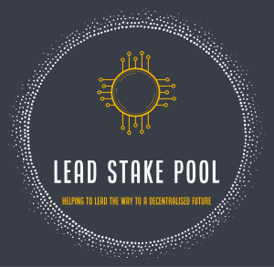 LEAD Stake Pool Logo