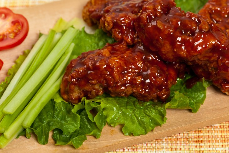 Boneless Honey BBQ Chicken Bites Recipe