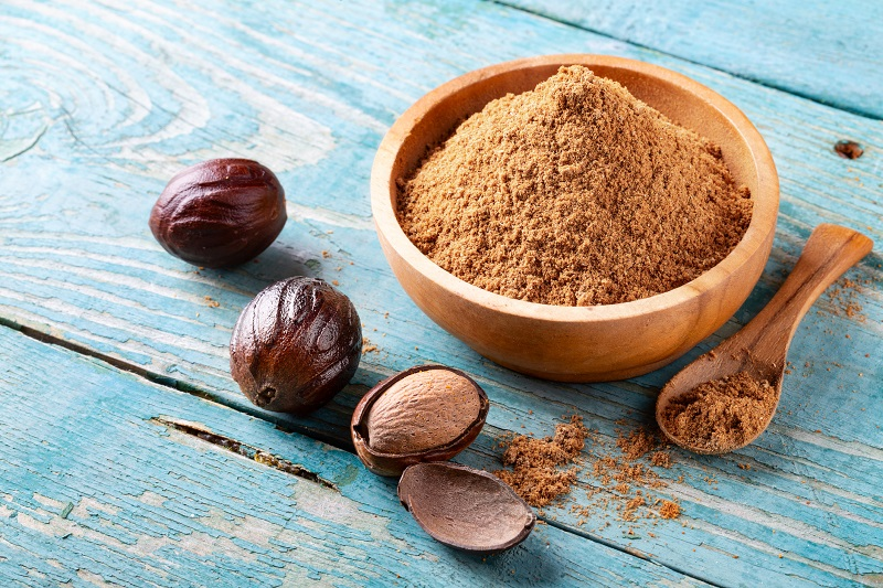 Nutmeg is a delicious spice to add to your fall menu