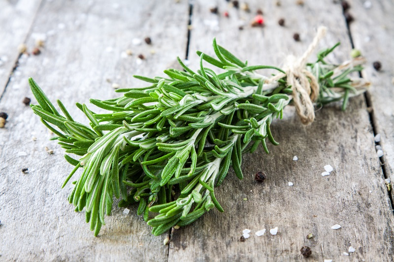 Rosemary is a delicious fall spice to accompany your food and drinks