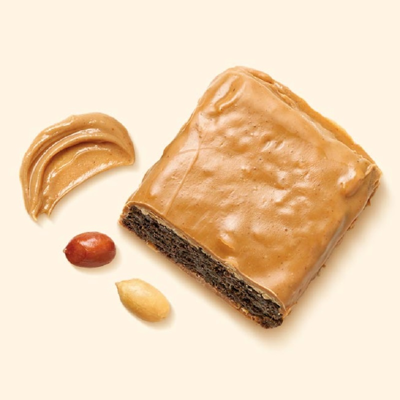 peanut butter chocolaty square