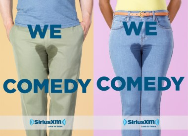 SiriusXM - We Love Comedy