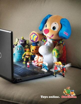 STORLITEN - Toys online
