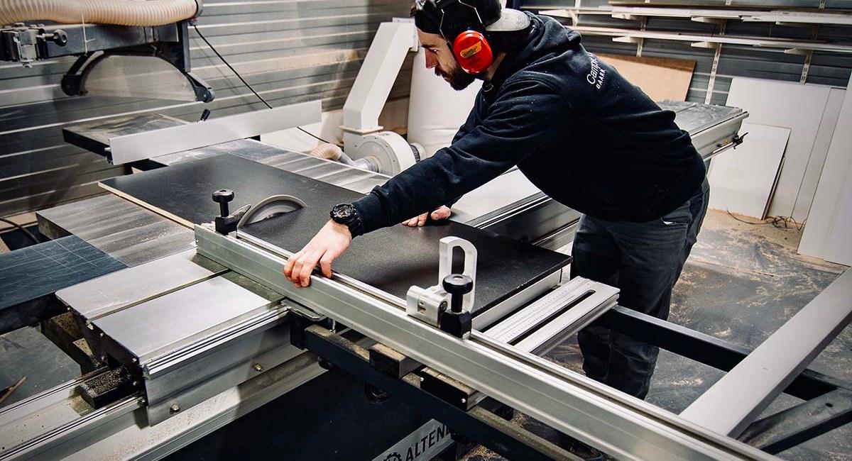 vacature meubelmaker / interieurbouwer