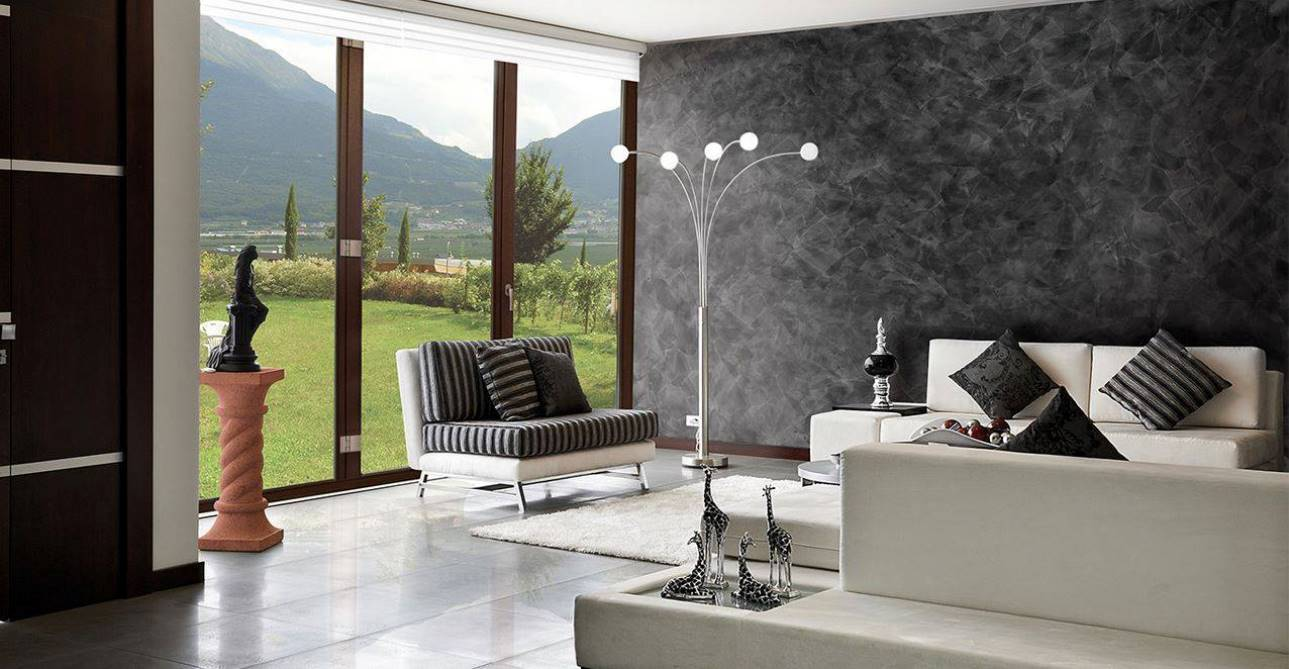 Exciting Interior Design Options With Venetian Plaster