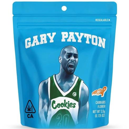 photo of Gary Payton strain Cookies cannabis
