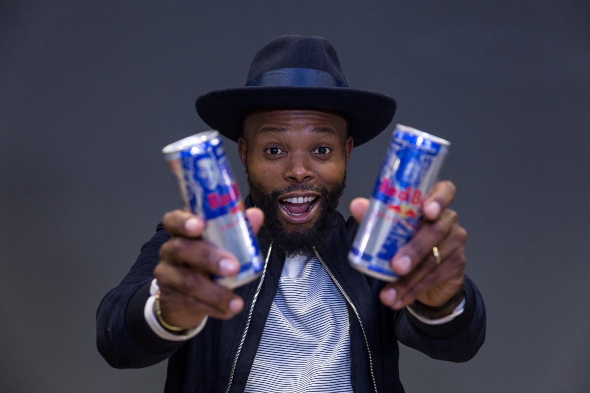 Red Bull Culture Clash_host_Thapelo Mokoena