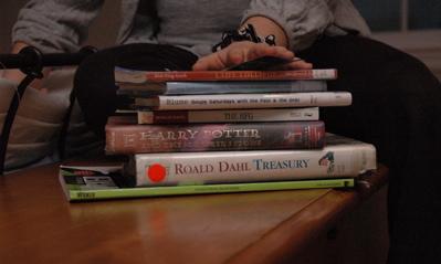 big. books.