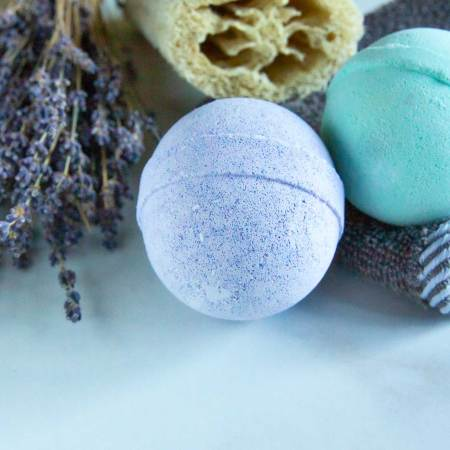 Hemp CBD Full Spectrum Bath Bomb