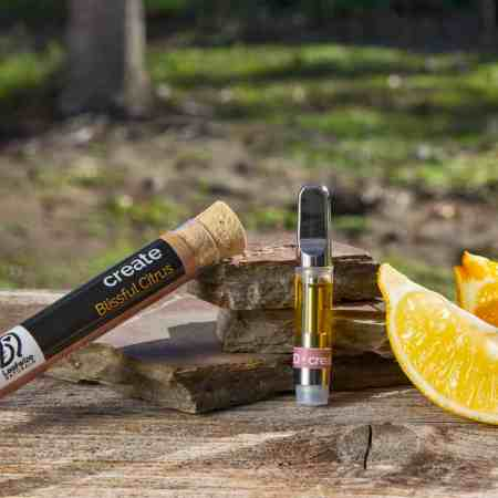 CBD Vape Cart Citrus