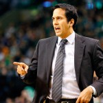 Erik Spoelstra Moves to 8th on All-Time Playoffs Wins List