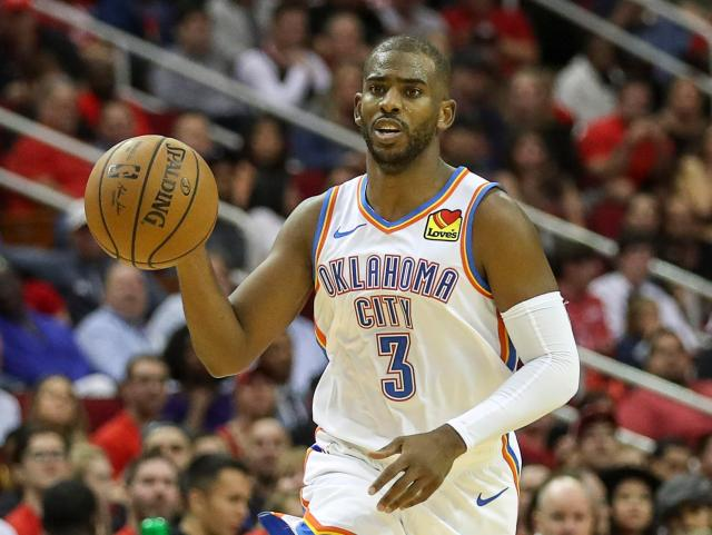 NBA: How Chris Paul helped the Thunder grow