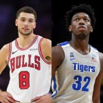 The Chicago Bulls Might Trade up in the Draft