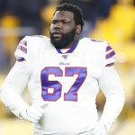 Bills Release Left Guard, Quinton Spain