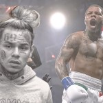 "Gervonta Davis and 6ix9ine clash: ""Snitch"""